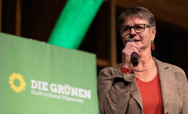 Gisela Witte, Vorsitzende Stadtverband Hannover