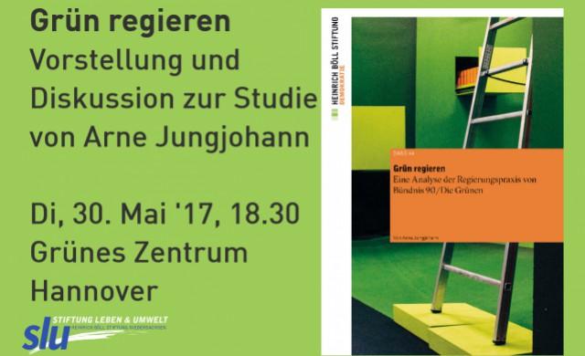Studie von Arne Jungjohann