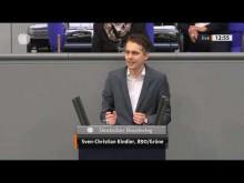 Sven-Christian Kindler: Kreditlinie beim Euro-Rettungsfonds ESM