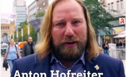 Dr. Anton Hofreiter, Fraktionsvorsitzender von B90/DIE GRÜNEN im Bundestag